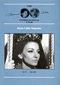 The Maria Callas International Club